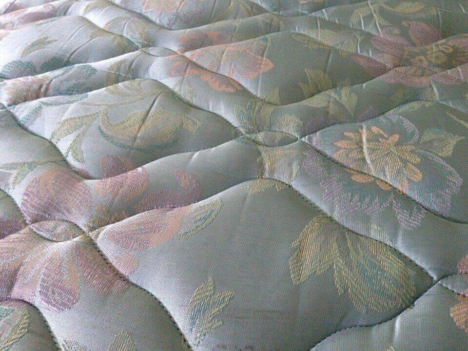 A soft mattress spreading